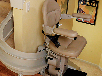 kraus stairlifts san francisco ca curved stair chair lift