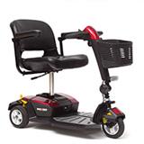 gogo lx suspension pridemobility.com electric 3-wheel go-go scooters Los Angeles CA Santa Ana Costa Mesa Long Beach