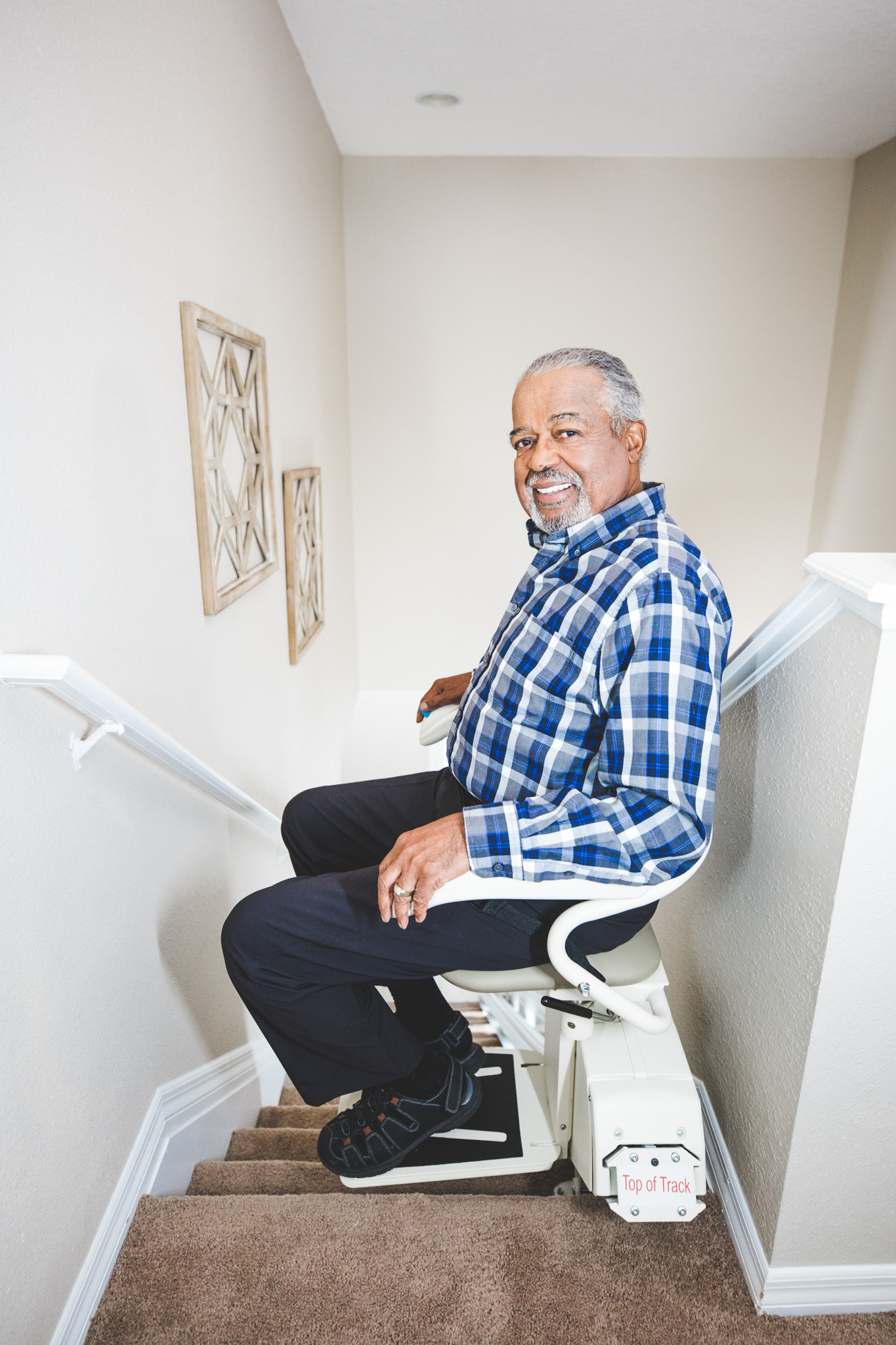 Kraus Lifts San Francisco Stairlift Chair Curve Stair Lift